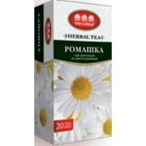 """Чай """"ТРИ СЛОНА"""" 20ф/п*1г Цветочный Ромашка бы/я (1/20)"""