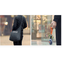 Доладна компактна сумка-шоппер Shopping bag to roll up WN04