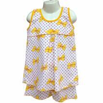 Пижама для девочки (майка + шорты )