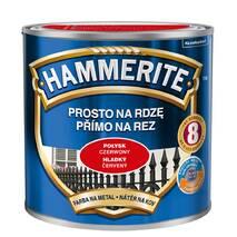 Фарба Hammerite червона глянсова 2,5л.
