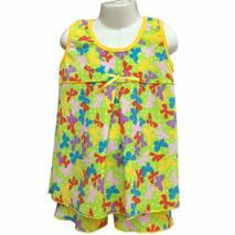 Пижама для девочки (майка + шорты)