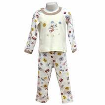 Пижама с вышивкой/интерлок