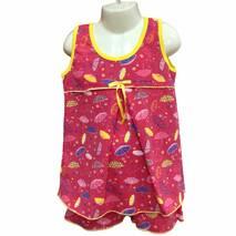 Пижама для девочки (майка+шорты)