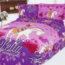 Комплект постельного белья Le Vele Bella сатин 220-160 см