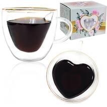 Чашка с двойной стенкой 280мл  СНТИ Внутреннее сердце 201-9 (61-12)