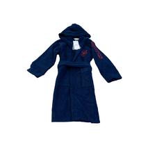 Підлітковий халат Maison D'or Sport Navy бавовна 10-12 років синя