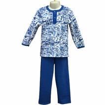Пижама на пуговицах/начёс