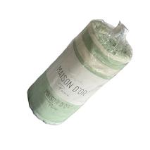 Покривало ковдру  Maison Dor Babette Green бавовна 155-220 см зелене