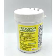 Укоренитель Rhizopon Poeder AA 2% 100г для одревесневших и трудно укореняемых черенков