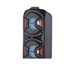 Акустична акумуляторна колонка 45 Вт Ailiang Lige - A49(USB/FM/BT/LED) безпровідна Bluetooth акустика