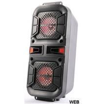 Портативна колонка Ailiang LiGE - A48 з підсвічуванням  Bluetooth/SD/USB/Radio