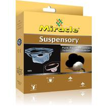 Бандаж для яєчок, суспензорій Miracle код 0053А