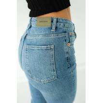 Denim Palace Джинси mom fit із завищеною посадкою - джинс колір, 32р