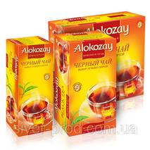 """Чай """"Alokozay Tee"""" 20п*2г Черный (1/32)"""