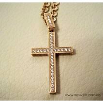 Хрест Повністю В Каменях