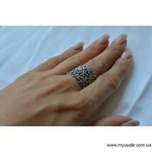 Кольца С Цветочками