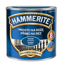 Фарба Hammerite молоткова темно-синя 0,7л.