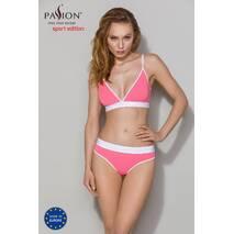 Спортивные трусики-стринги Passion PS007 PANTIES pink, size M