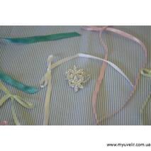 Кольцо Три Цветка
