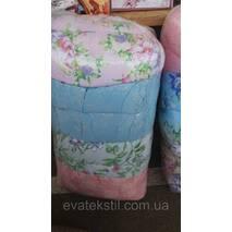 Подушки з холофайбера 50-70 в тканині тика
