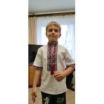 вишиванка для хлопчика ручної роботи