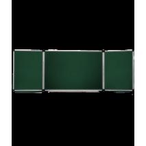 Доска для мела, магнитная (керамика, 5 рабочих поверхностей)