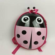Рюкзак детский Божья коровка розовый