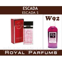 "Жіночі духи на розлив Royal Parfums Escada ""Escada S""  №92"