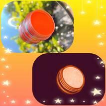 Люмінесцентний пігмент помаранчевий