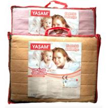 Электропростыня YASAM 120x160 - Турция (Электро простынь - термошов - байка) T-54991