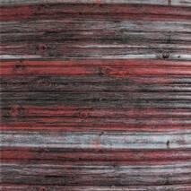 Самоклеющаяся декоративная 3D панель бамбук красно-серый 700x700x8.5мм