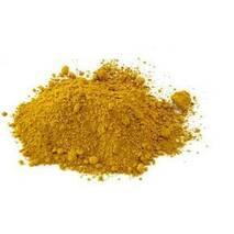 Пігмент жовтий темний, пакет 5кг