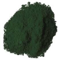 Пігмент зелений темний, 1кг