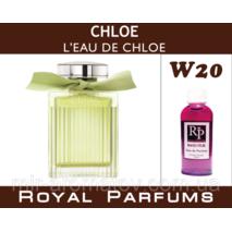 "Жіночі духи на розлив Royal ParfumsChloe ""L' Eau de Chloe""  №20 100мл"