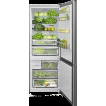 Двухкамерный холодильник KERNAU KFRC 19172 NF EI  X INOX