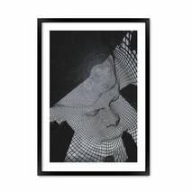 """Постер """"Архитектура 004"""" без стекла 59.6 x 84  см в чёрной рамке"""