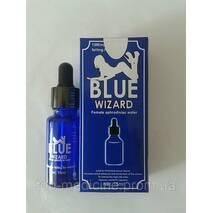Шикарный женский возбудитель- Blue Wizard ( Синий Мастер) 15 мл.