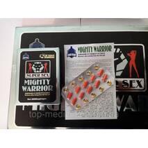 Могучий Воин (Mighty Warrior) - суперсильный препарат для потенции.