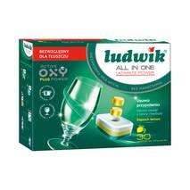 Таблетки для ПММ Ludwik Ultimate Power / 30 шт