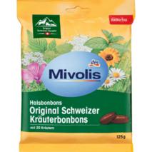 Bonbon, Original Schweizer krauterbonbon, 125 g, льодяники 10 трав.
