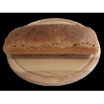Бездрожжевой хлеб на закваске Ржано-Пшеничный