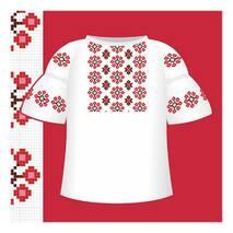 Сорочка для дівчат (паперова схема)