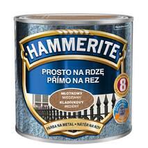 Емаль Hammerite молоткова мідна  0,7л.