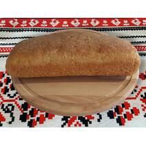 Бездріжджовий хліб на заквасці  Спельтово - Пшеничний