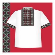 Сорочка для хлопців (паперова схема)