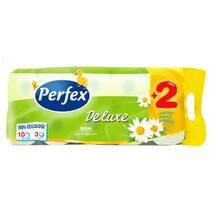 Бумага Perfex Delux Ромашка 3 слоевой/10 рул