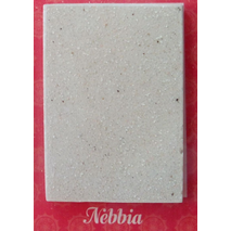 Овальная кухонная мойка MOKO VERONA NEBIA на основе мрамора
