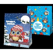 Коробка для Рождественских подарков