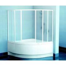 Двери для ванн Gentiana, NewDay VDKP4 150 см раздвижные