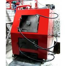 Котел опалювальний на твердому паливі «РЕТРА-3М» 98 кВт